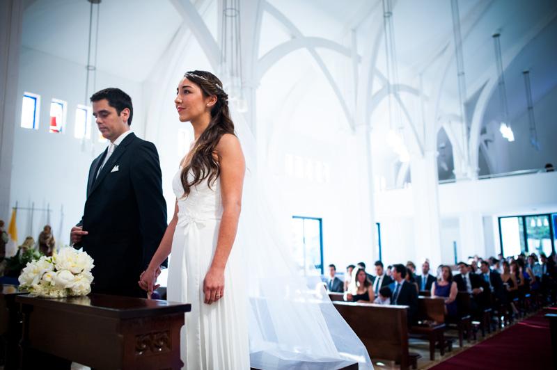 Matrimonio Catolico Protestante : Javiera claudio santuario campanario club de golf